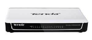 Tenda S16 16-Port 10/100 Desktop Switch